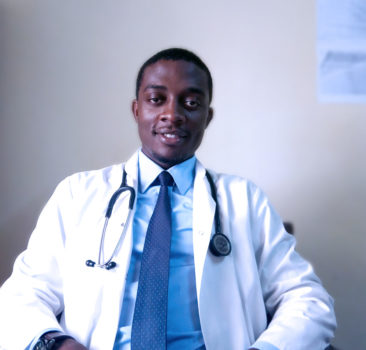 Domin Sone Majunda Ekaney, MD | Fellow in Training - CRENC
