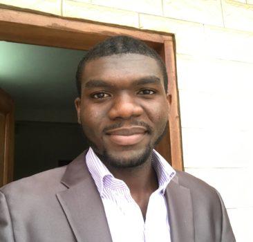Calypse A. Ngwasiri, CRENC Fellow In Training