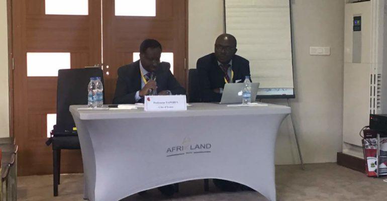 SICARD - third international congress of the Ivorian Cardiac society - Training by CRENC
