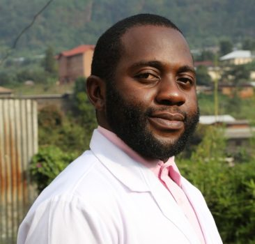 Epie Njume, MD - Fellow in Training - CRENC