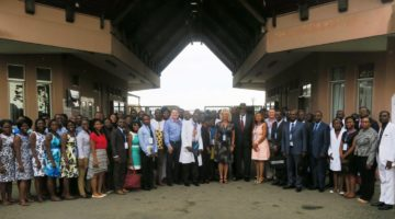 Research Methods Training At The Douala General Hospital